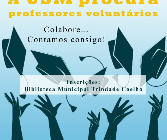 2019 usm cartaz professores voluntarios 1 640 540